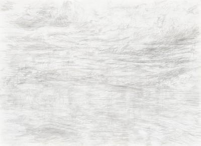 """""""Donaureise"""", Blatt 5, Bleistift auf Papier, 21 x 29 cm, 2017"""