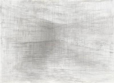 """""""Donaureise"""", Blatt 2, Bleistift auf Papier, 14,5 x 21 cm, 2017"""