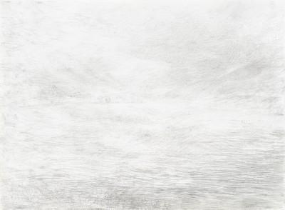"""""""Donaureise"""", Blatt 4, Bleistift auf Papier, 21 x 29 cm, 2017"""