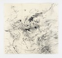 """""""Interferenz 1"""", Bleistift auf Papier, 178 x 168 cm, 2016"""