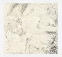 """""""Interferenz 3"""", Bleistift auf Papier, 178 x 168 cm, 2017"""